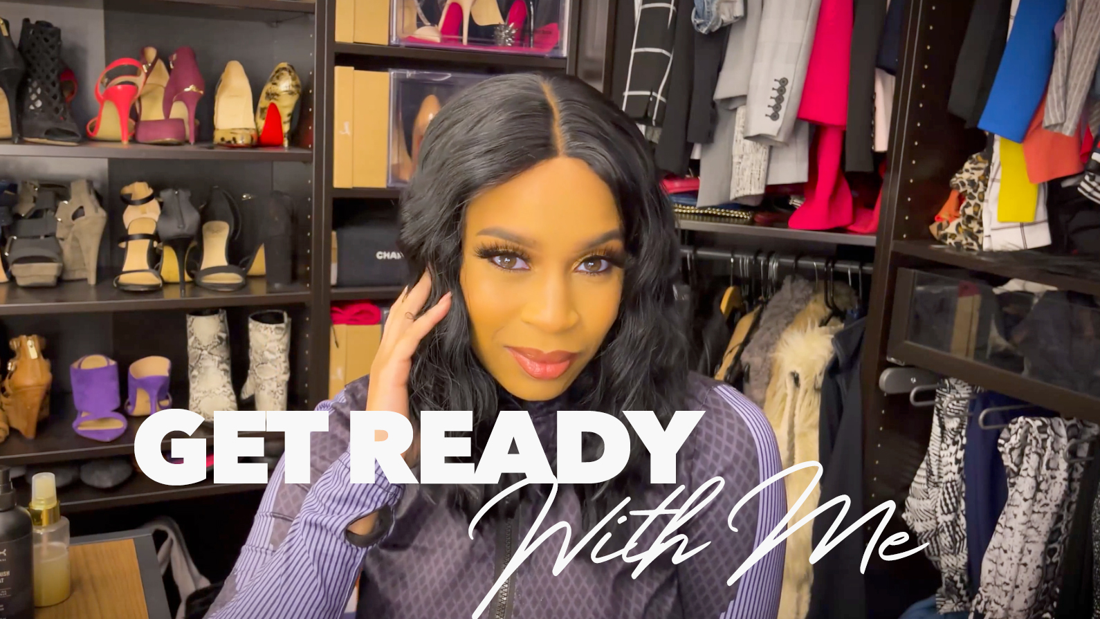 Getting ready to shoot NEW INVENTORY! Get Ready with me 1